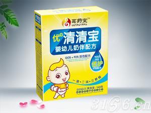 清清宝婴幼儿奶伴配方