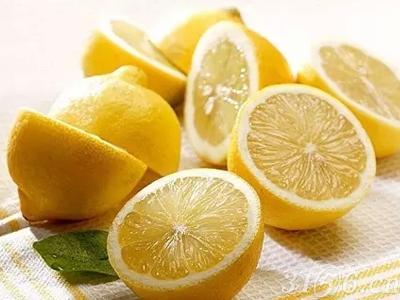 柠檬美容养颜