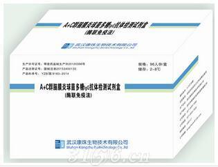 a+c群流脑抗体检测试剂盒