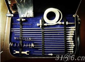 四通型全管内自体脂肪移植手术套装