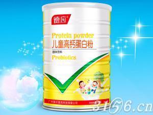 儿童高钙蛋白粉招商