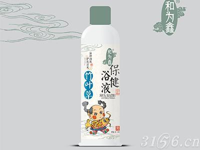 竹叶草保健浴液