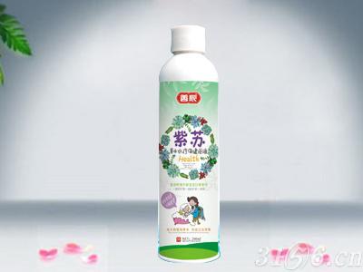 紫苏-草本水疗保健浴液