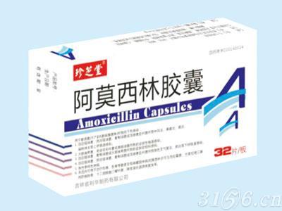 阿莫西林膠囊