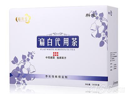扁白代用茶