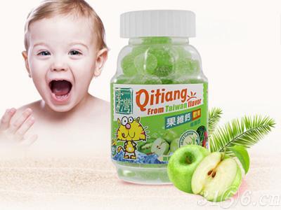 齐天盖-果味钙软糖(苹果味)