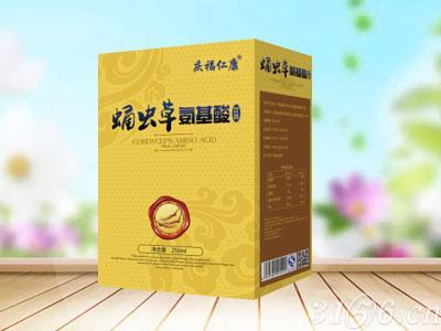 蛹虫草氨基酸饮品
