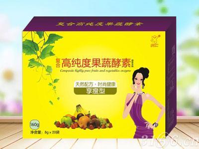 复合高纯度果蔬酵素(享瘦型)