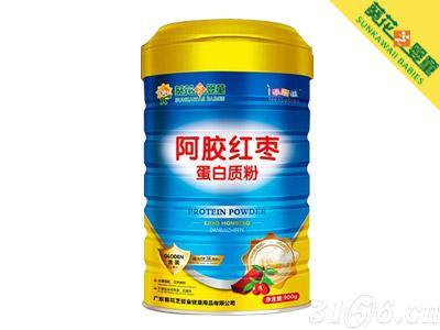 阿胶红枣蛋白质粉