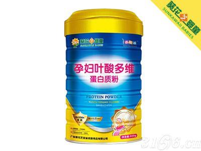 孕妇叶酸多维蛋白质粉