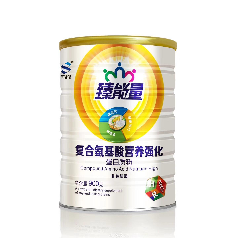 臻能量复合氨基酸营养强化蛋白质粉