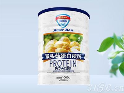 (美盾)蛋白質粉1000g鐵聽-猴頭菇