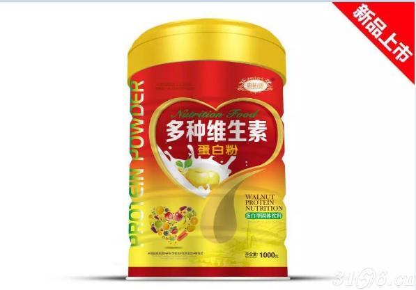 多種維生素蛋白粉