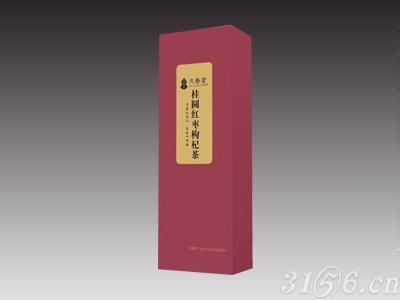久春堂桂圆红枣茶